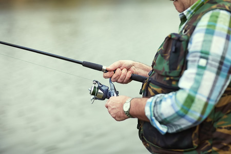 Fishing is a hobby that can cultivate patience and teach us to appreciate the rewards of waiting.