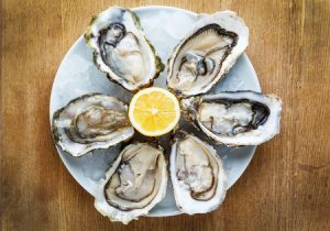 Steps to Shuck an Oyster